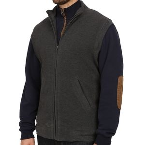 Woolrich Bromley Zip Front Thermal  Vest